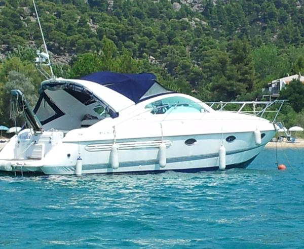 Fairline Targa 34 2001 Fairline Targa 34