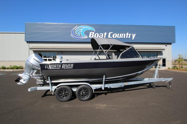 North River 21' Seahawk w/ Ext. Transom
