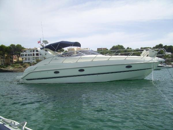 Cranchi Zaffiro 34 Used Cranchi Zaffiro 34 for sale in Menorca - Clearwater Marine