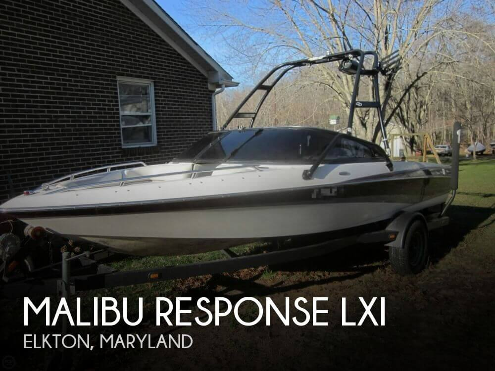 Malibu Response LXi 2004 Malibu Response LXI for sale in Elkton, MD