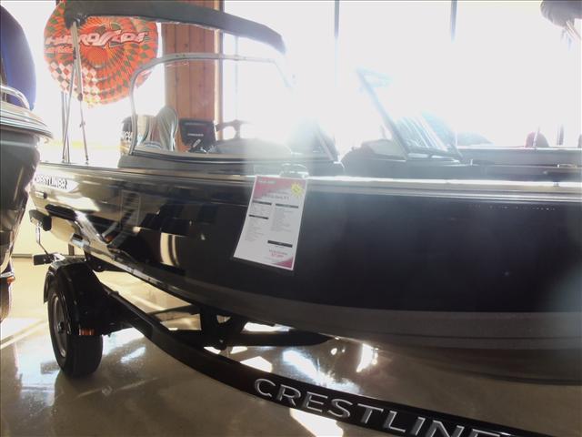 Crestliner 1750 Fish Hawk Walk-through