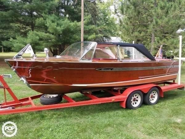 Century Coronado 1966 Century Coronado 21 for sale in Lake, MI