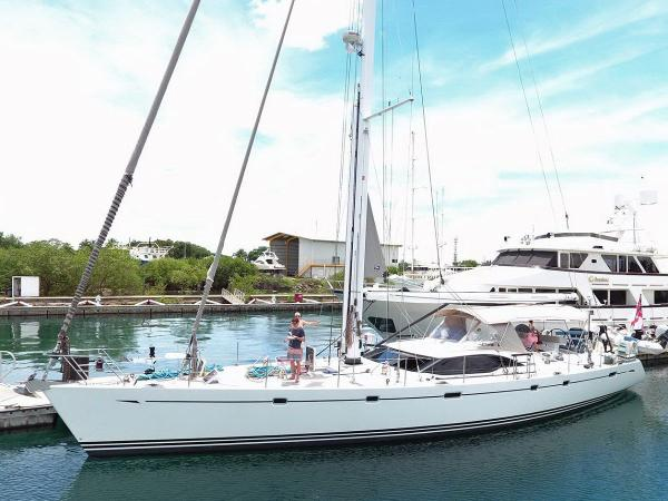 Oyster 72 Oyster 72 for sale