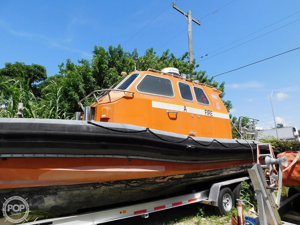 Halmatic USCG Pacific 32 2002 Halmatic USCG Pacific 32 for sale in West Palm Beach, FL