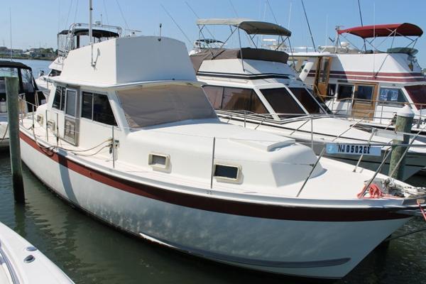 Gulfstar Trawler Main Profile