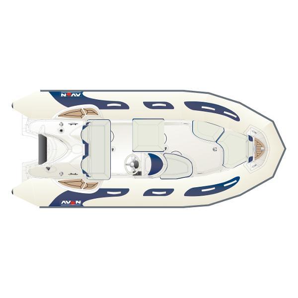 Avon Seasport 440 Deluxe NEO 50hp On Order