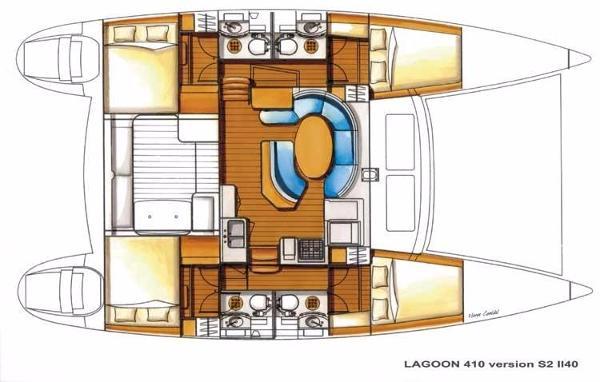Lagoon 410-S2