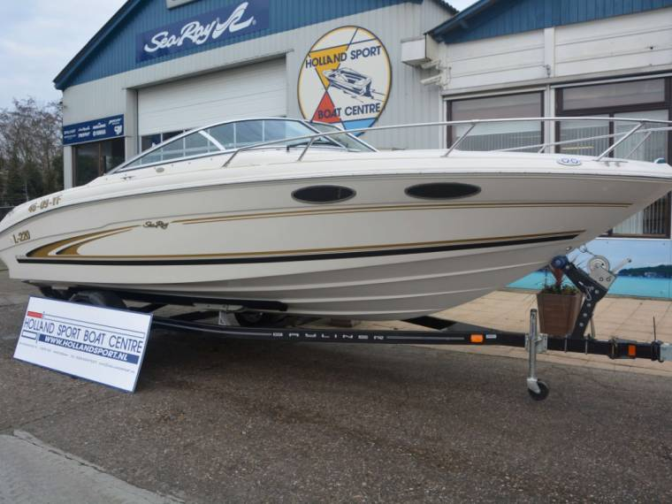 Sea Ray Sea ray 230 Overnighter Signature