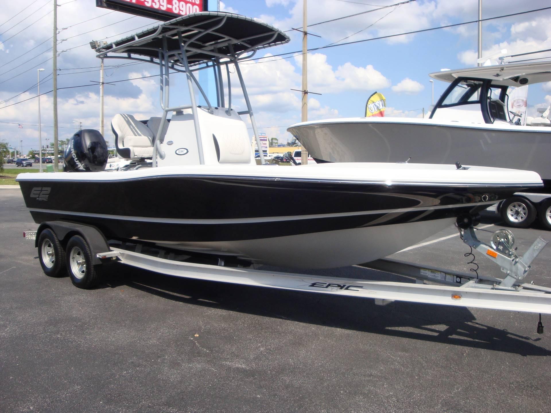 Epic 22 SC Bay Boat