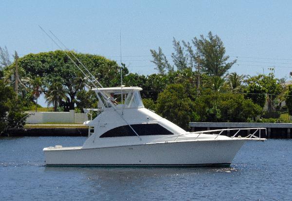 Ocean Yachts 40 Super Sport