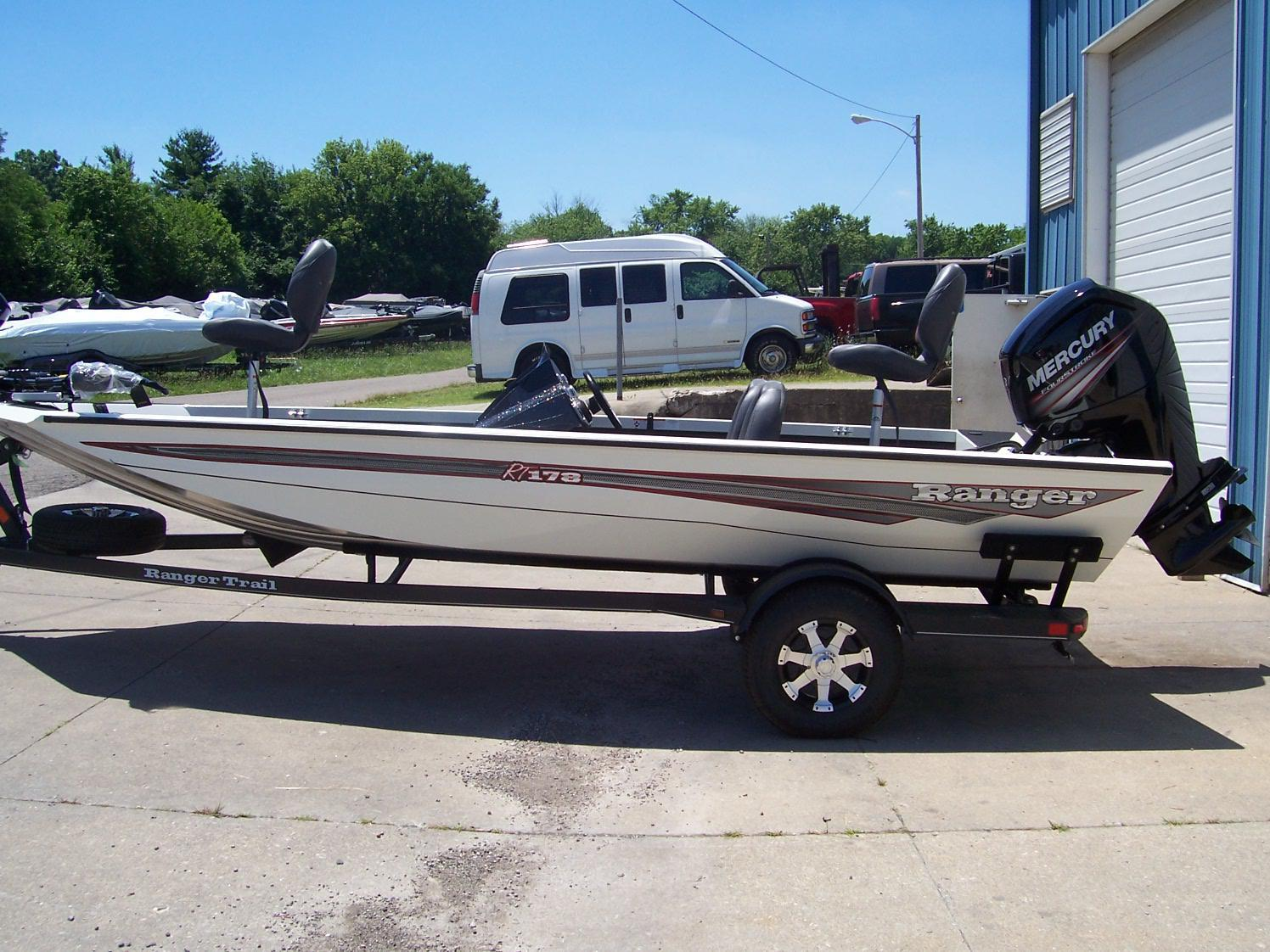 New Bass Ranger Rt178 boats for sale - boats.com