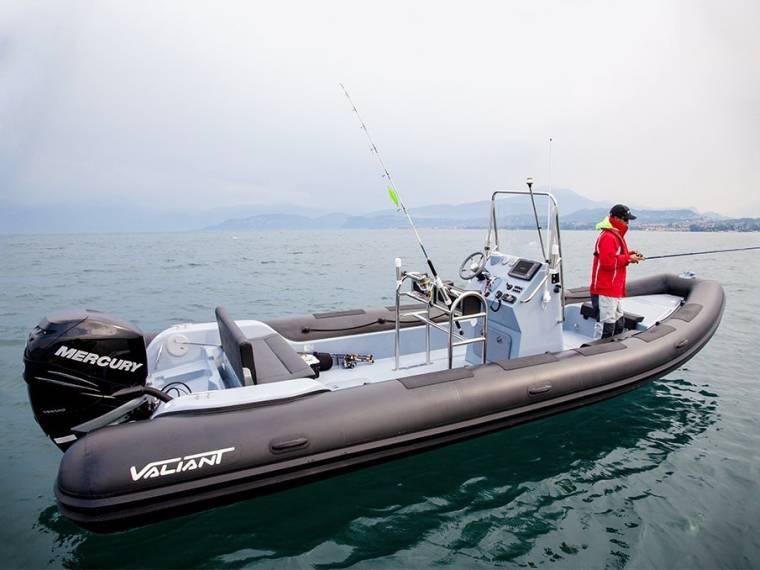 Valiant Valiant 760 Sport Fishing