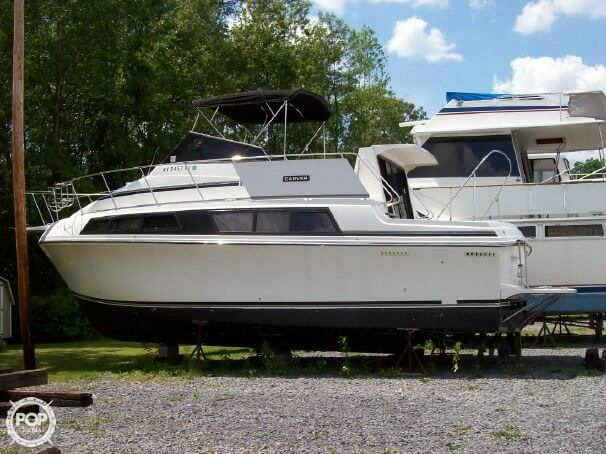 Carver 32 Mariner 1988 Carver 32 Mariner for sale in Verona Beach, NY