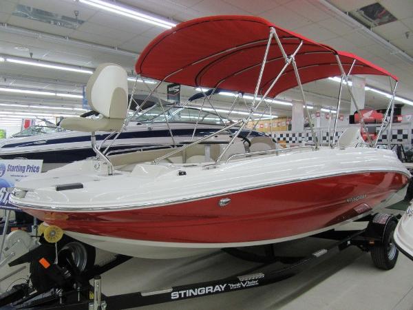 Stingray 192SC (OB)