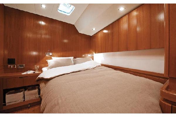 Nautor Swan 66 FD Owner's Cabin