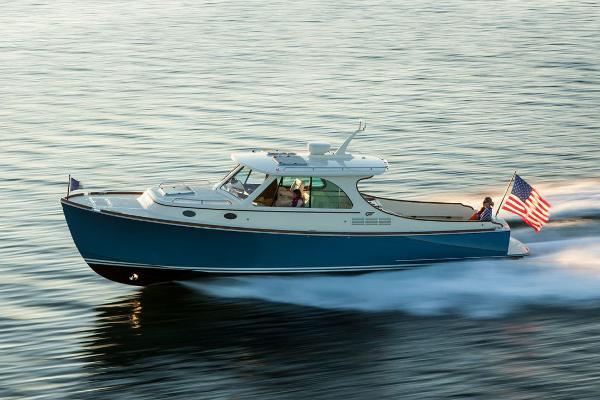 Hinckley Picnic Boat 34 MKII