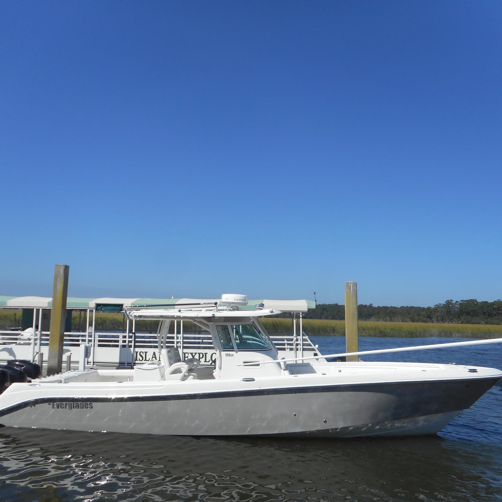 Everglades V-Hull 350 CC