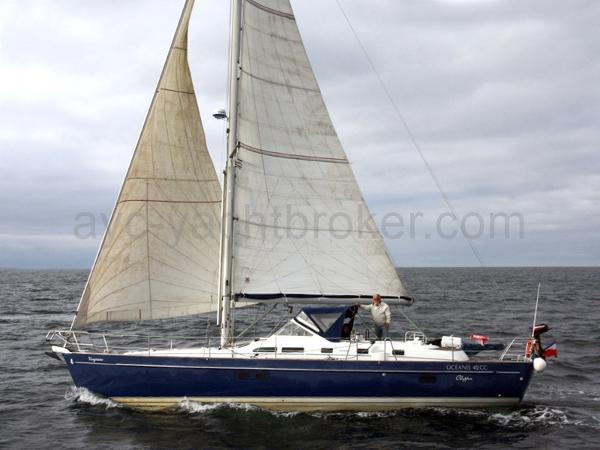 Beneteau Oceanis 42 CC AYC Yachtbroker - Oceanis 42 CC