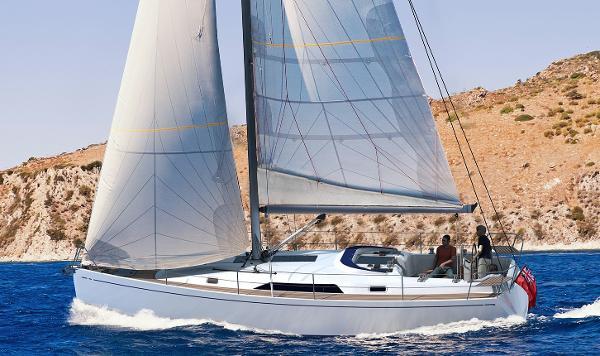 Windboats GT 35