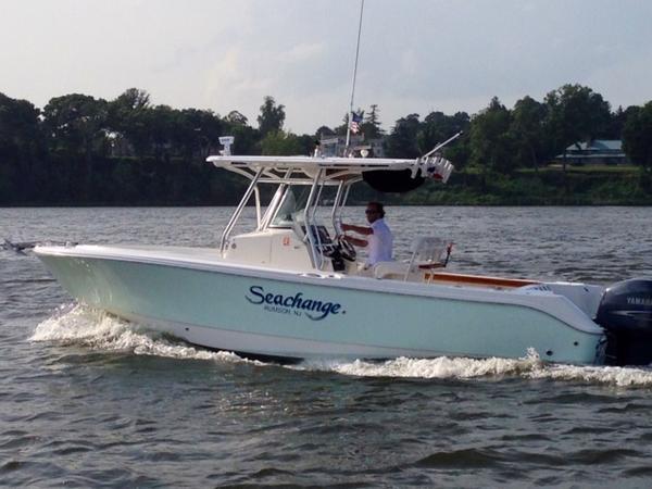 Edgewater 268CC