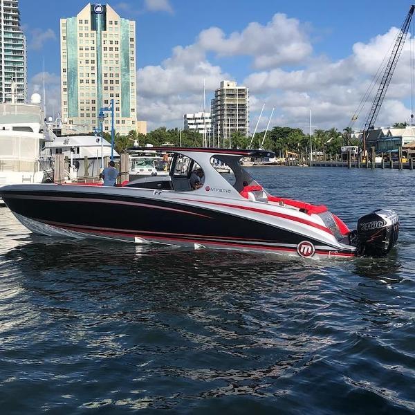 Mystic M4200 boats for sale - boats com