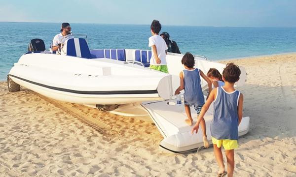 Ocean Craft Marine 9.5M Beachlander