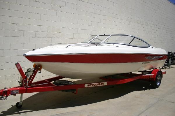 Stingray 195 LS/LX/LR