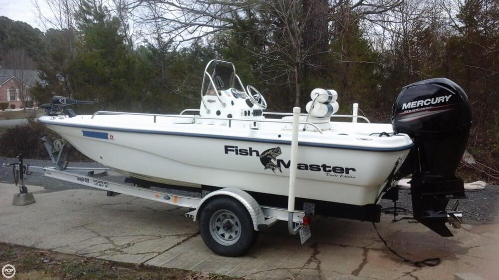 Polar Boats Fish master 1900 Travis Edition 2003 Polar Fish master 1900 Travis Edition for sale in Jacksonville, AR