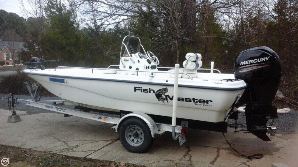Polar Boats Fish master 1900 Travis Edition 2003 Polar Fish master 1900 Travis Edition for sale in Jacksonville, AR