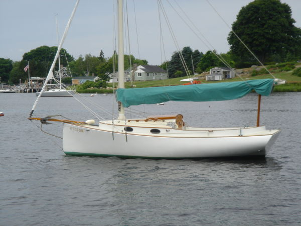 Mystic Catboat Photo 1