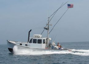 36' Stanley Downeast Sportfish For Sale