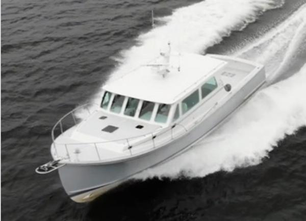 Wesmac Yacht Fisherman