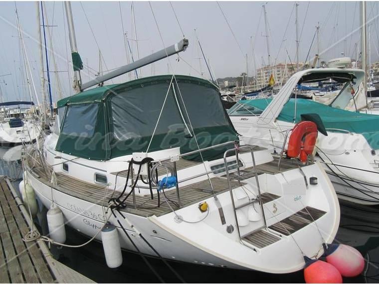Beneteau s.a Beneteau Oceanis Clipper 36 cc