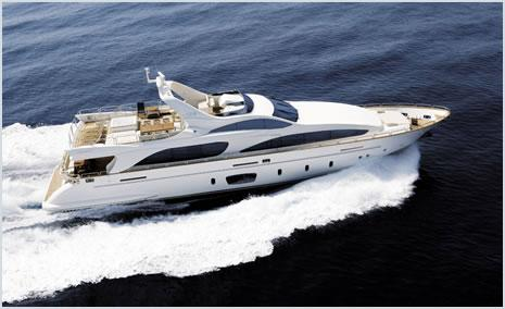 Azimut 105 Fly Manufacturer Provided Image: 105