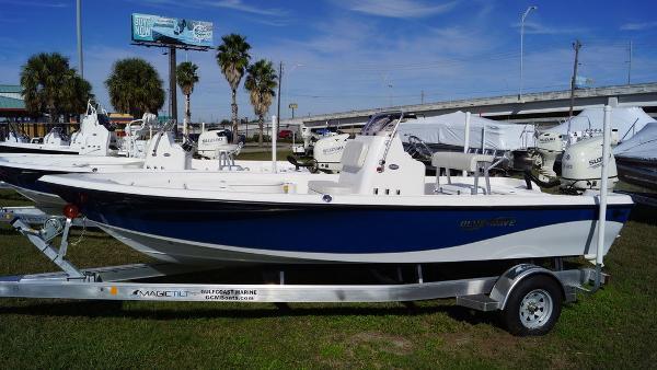 Blue Wave Boats 2000 SL