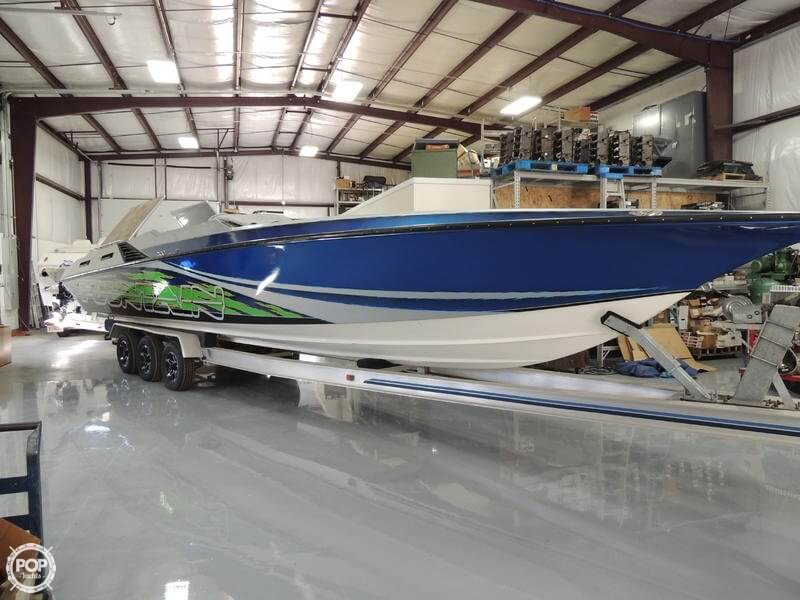 Fountain 35 Executioner 1999 Fountain 35 Executioner for sale in Kingsport, TN