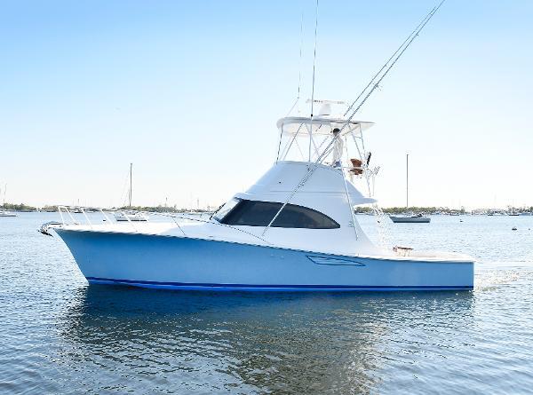 Viking 37 Billfish Port Side