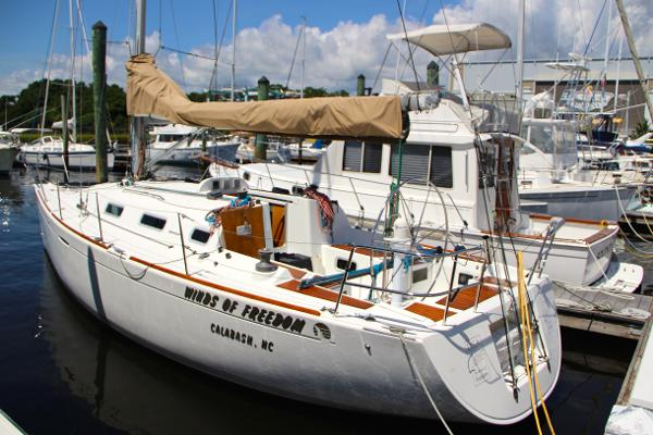 Beneteau First 36.7 Port Side