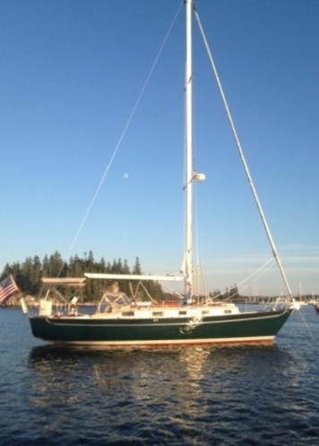 Morris Yachts Ocean Series 38
