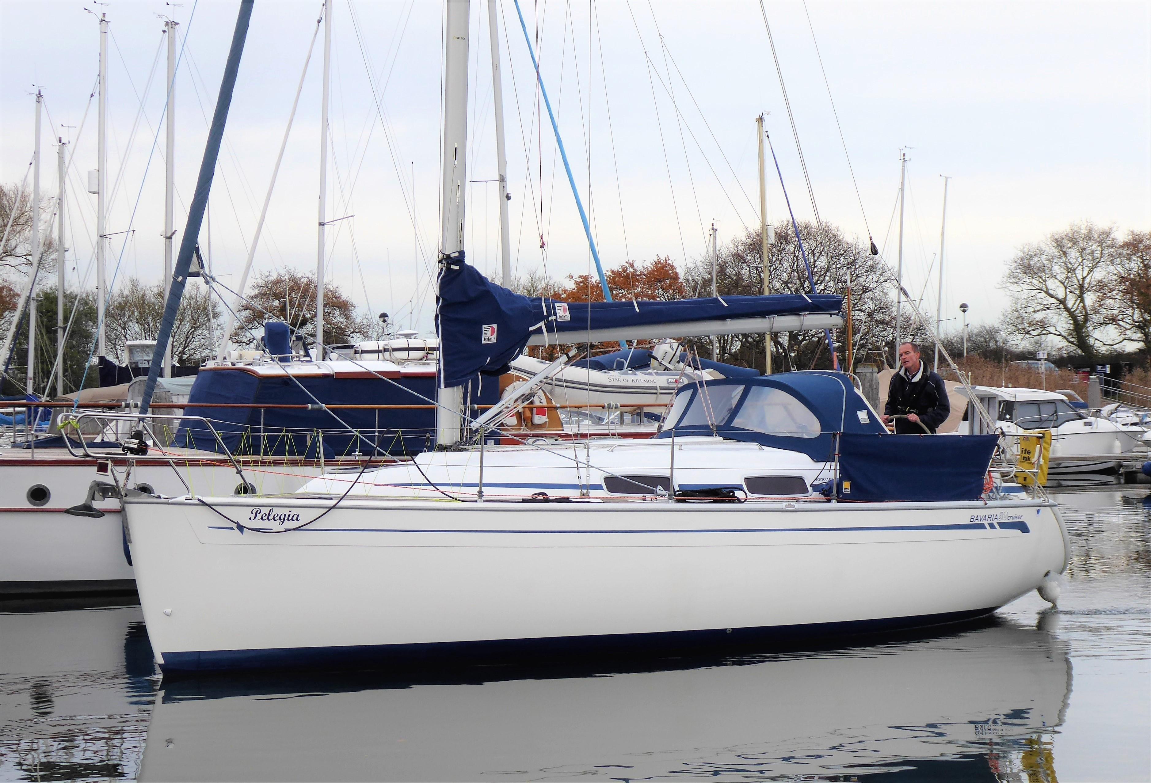 Bavaria 30 Cruiser Exterior