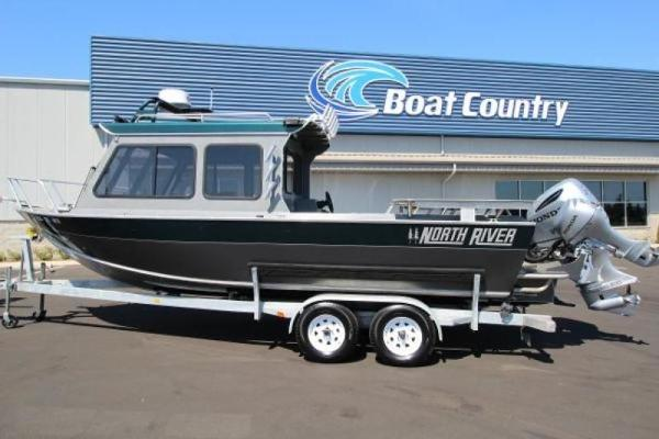 North River Boats Seahawk 24' Hardtop