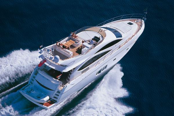 Sunseeker Manhattan 70 Manufacturer Provided Image: Manhattan 70