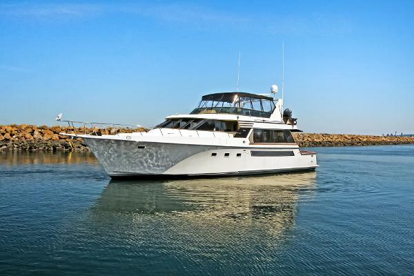 Tollycraft 57 Pilothouse Widebody 1990 Tollycraft 57 Pilothouse