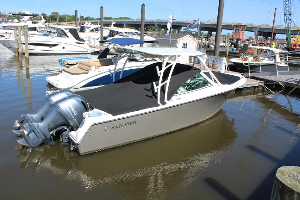 Sailfish 275 Dual Console