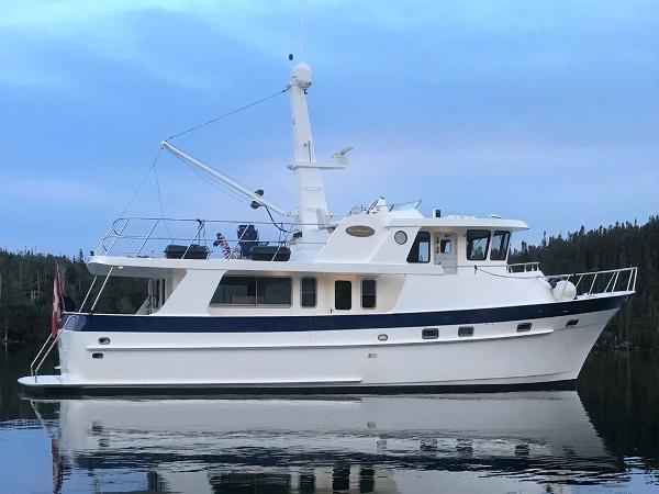 Integrity 496 Trawler Profile