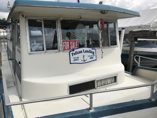 Nauta Line 43 Houseboat