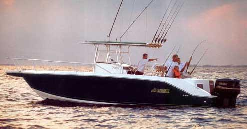 Angler 3100CC Manufacturer Provided Image: Similar boat shown: 2900CC.