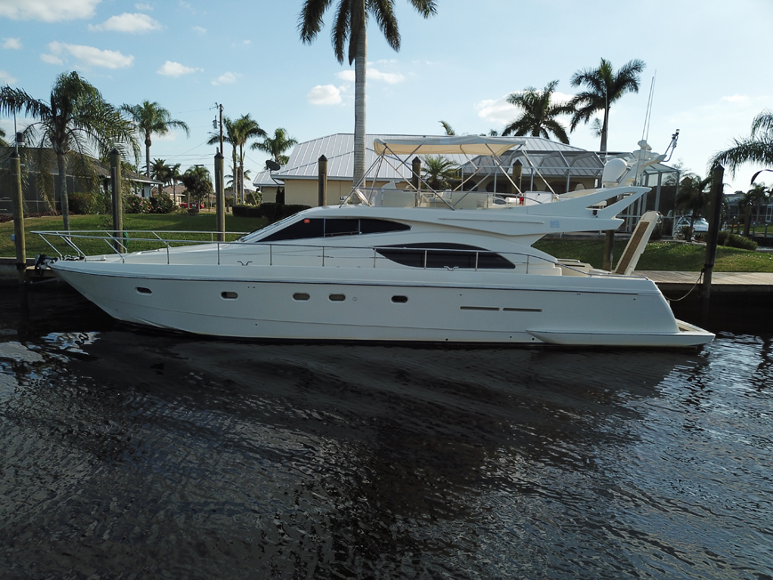 Ferretti Yachts Sedan Bridge