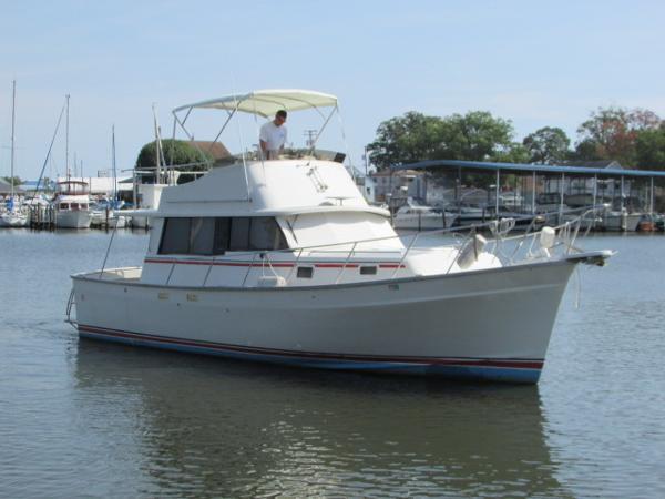 Mainship Trawler Mark I