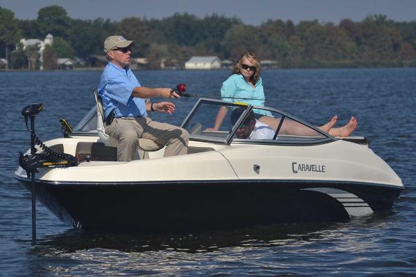 Caravelle 18 EBi Fish & Ski